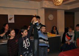 14ο Ατομικό Σκακιστικό Τουρνουά «Κύπελλο Φωτιάς 2016»