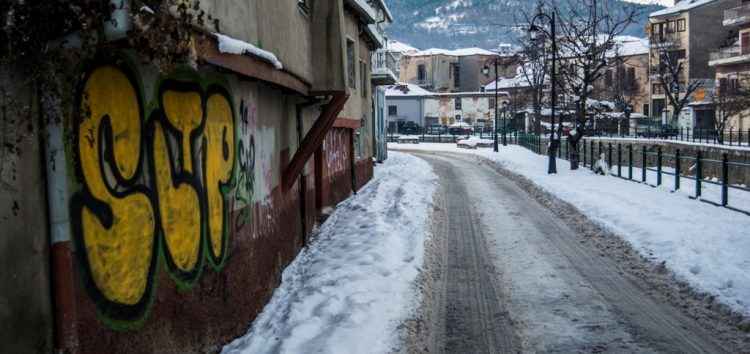 Μια άλλη οπτική της χειμωνιάτικης Φλώρινας (pics)