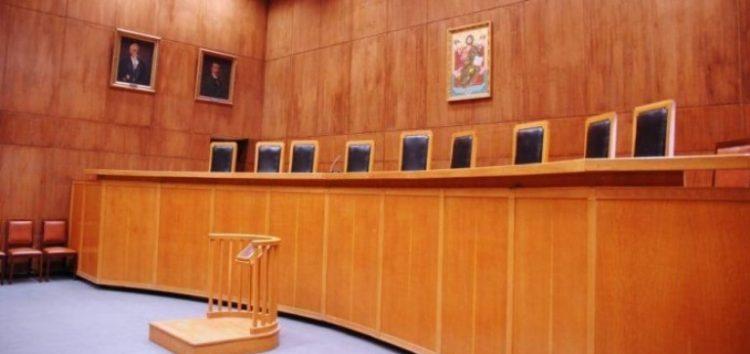 Αναστολή λειτουργίας Δικαστηρίων Περιφέρειας του Εφετείου Δυτικής Μακεδονίας λόγω κακοκαιρίας