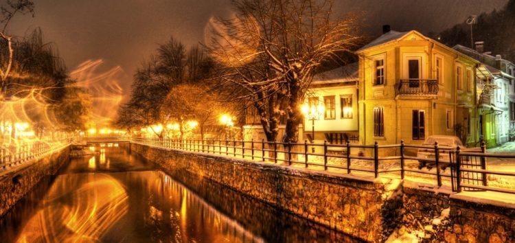 Η χιονισμένη Φλώρινα με το φακό του Οδυσσέα Νικολάου (pics)