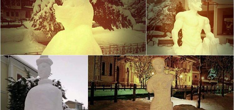Πώς το «μειονέκτημα» του χιονιού γίνεται πλεονέκτημα…