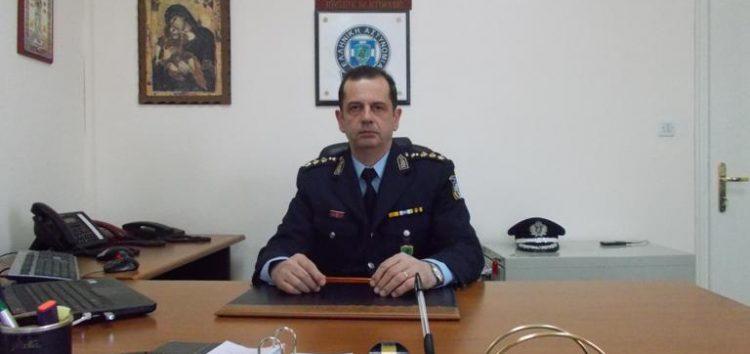 Στον βαθμό του Ταξιάρχου προήχθη ο Αστυνομικός Διευθυντής Φλώρινας Δημήτριος Παλιογιάννης