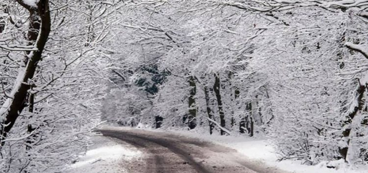 Δελτίο πρόγνωσης καιρικών φαινομένων – Παροδικές χιονοπτώσεις σε ορεινές και ημιορεινές περιοχές