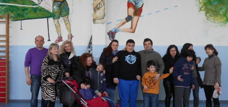 Πρόγραμμα συνεκπαίδευσης του Ειδικού Δημοτικού Σχολείου Φλώρινας και του Δημοτικού Σχολείου Μελίτης