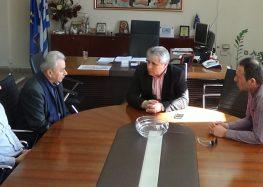 Σύσκεψη του αντιπεριφερειάρχη Φλώρινας με στελέχη του Ινστιτούτου Εργασίας της ΓΣΕΕ (video)