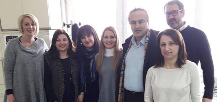 Επίσκεψη του Γ. Αντωνιάδη στις υπηρεσίες του ΕΦΚΑ Μισθωτών Φλώρινας