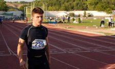 Ο 18χρονος Φλωρινιώτης, Γιάννης Βοσκόπουλος, 6ος ταχύτερος Έλληνας! (video)