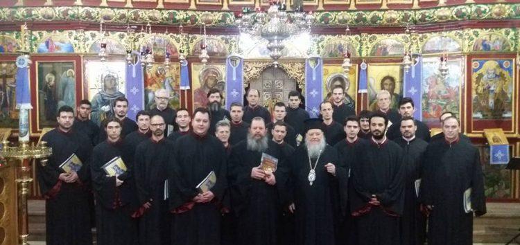 Συναυλία Βυζαντινής Μουσικής στον Ι.Ν. Αγίου Γεωργίου (pics)