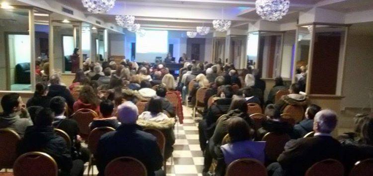 Από την εκδήλωση με θέμα «Ασφαλές διαδίκτυο: Θέλεις απαντήσεις;»