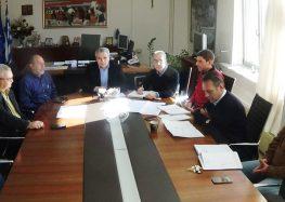 Σύσκεψη στην Π.Ε. Φλώρινας με στελέχη της Εγνατία Οδός Α.Ε. (video)