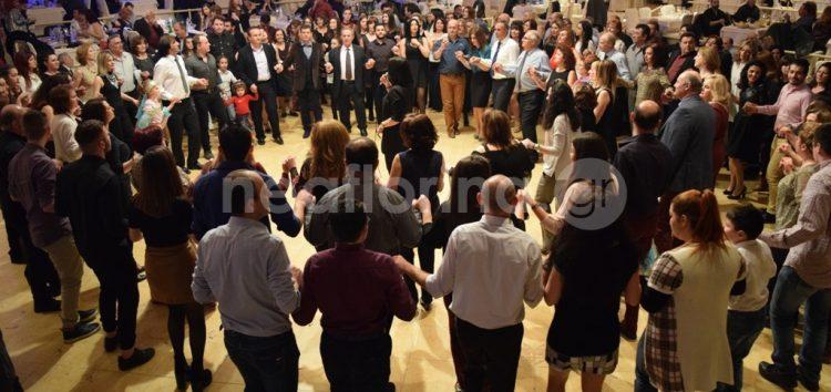 Ο ετήσιος χορός του Ποντιακού Συλλόγου Αμμοχωρίου «Παναγία Σουμελά» (video, pics)