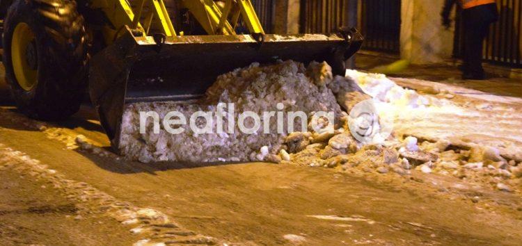Ανακοίνωση του δήμου Φλώρινας για τον καθαρισμό της οδού Παύλου Μελά