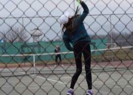 Η ομάδα τένις της Λέσχης Πολιτισμού Φλώρινας στο 1ο Ε3 της Βέροιας