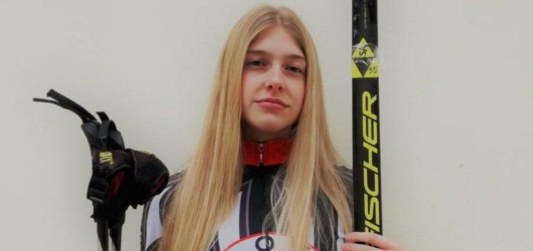 Η συμμετοχή της αθλήτριας του ΑΟΦ Ραφαέλας Μαυρουδή στο Παγκόσμιο Πρωτάθλημα Σκι, Ανδρών -Γυναικών στη Φινλανδία