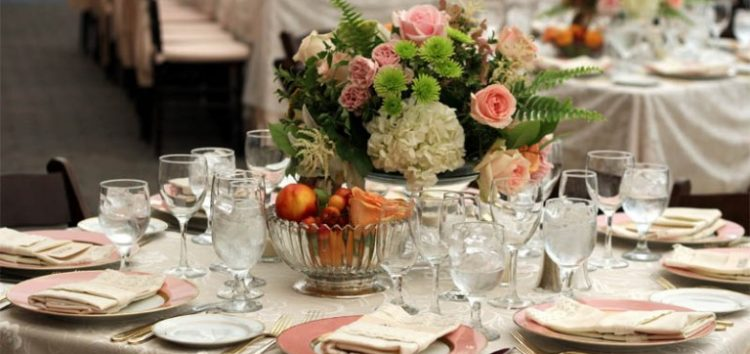 5 συμβουλές για να επιλέξετε εταιρία catering για το γάμο σας