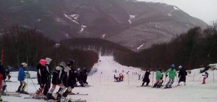 Ολοκληρώθηκαν οι διεθνείς αγώνες αλπικού σκι στο χιονοδρομικό κέντρο Βίγλας Πισοδερίου