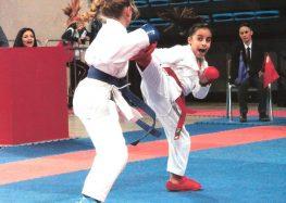 Ο «Παγκράτιον» στο Πανελλήνιο Πρωτάθλημα Καράτε Παίδων – Κορασίδων