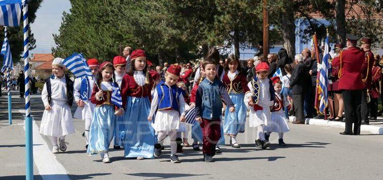 Ο εορτασμός της Ελληνικής επανάστασης του 1821 στο Αμύνταιο (video, pics)