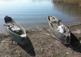 Συνελήφθησαν έξι αλλοδαποί, για παράνομη αλιεία και παράνομη υλοτομία, πλησίον των χερσαίων και υδάτινων συνόρων