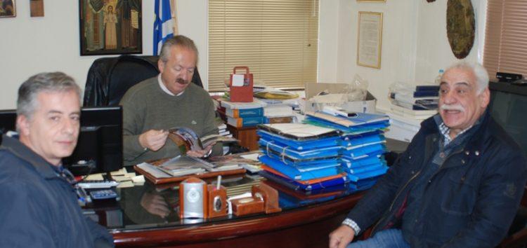 Με την οργανωτική επιτροπή του Rally Greece Offroad συναντήθηκε ο δήμαρχος Φλώρινας