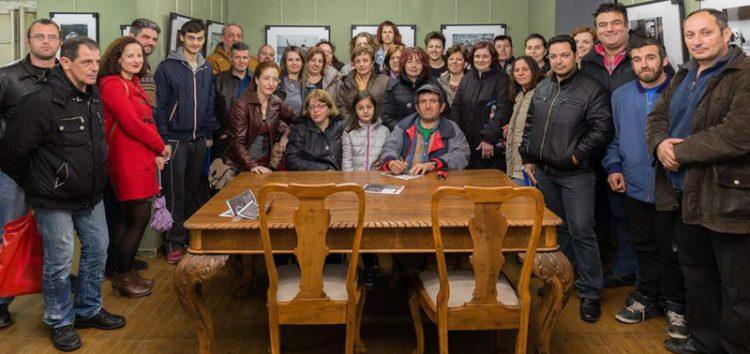 Επίσκεψη του ΣΔΕ Αμυνταίου σε έκθεση φωτογραφίας