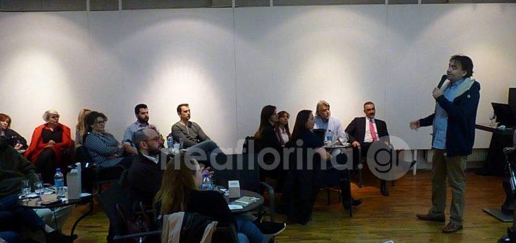 Η Ακαδημία Οίνου του Αριστοτέλη υποδέχτηκε το οινοποιείο Οινόλπη από τη Ζάκυνθο (video, pics)