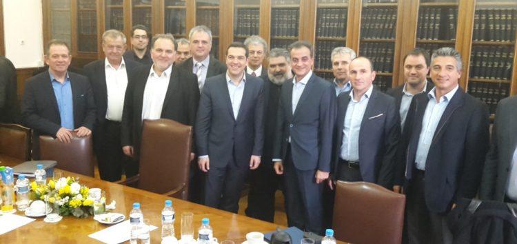 Ο πρόεδρος του Επιμελητηρίου Φλώρινας Σ. Σαπαλίδης για τη συνάντηση με τον πρωθυπουργό