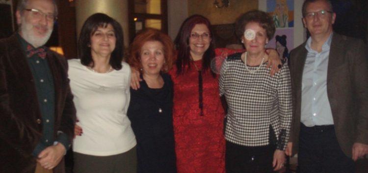 Το Λύκειο Ελληνίδων Φλώρινας για την κοινή εκδήλωση με το Σύλλογο Θεσσαλών