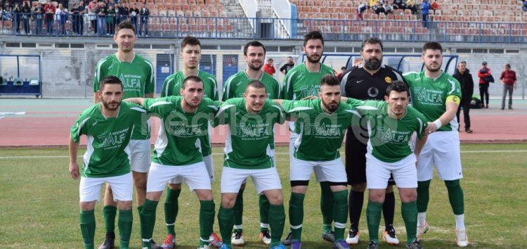 Ο Μακεδονικός Βεύης στο Κύπελλο Ερασιτεχνών