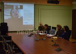 Η εναρκτήρια συνάντηση του επιμορφωτικού προγράμματος «Ξένιος Ζευς» (video, pics)