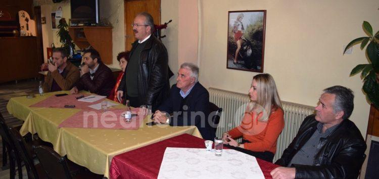 Ενημέρωση των κατοίκων της Μελίτης από τον δήμαρχο Φλώρινας για το θέμα της τηλεθέρμανσης (video, pics)