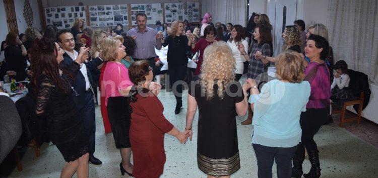Χορός για τη γιορτή της γυναίκας από τον Πολιτιστικό Σύλλογο Αρμενοχωρίου (video, pics)