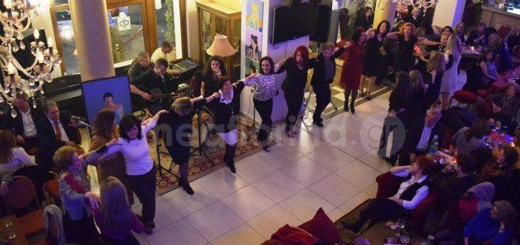 Εκδήλωση για την Ημέρα της Γυναίκας από το Λύκειο Ελληνίδων και το Σύλλογο Θεσσαλών (video, pics)