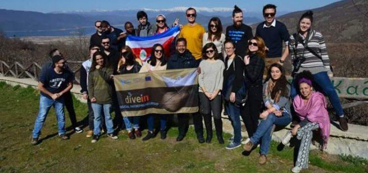 Πρόγραμμα Erasmus+ για την Κοινωνική Επιχειρηματικότητα