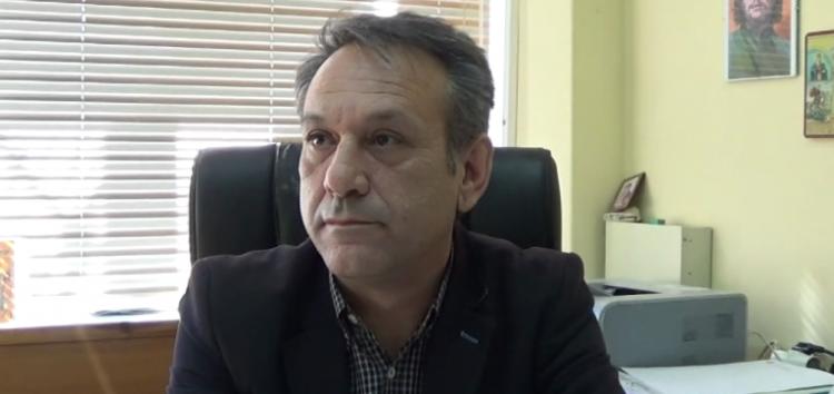 Οι πρώτες δηλώσεις του νέου αντιπεριφερειάρχη Ενέργειας, Περιβάλλοντος και Μεταφορών Κωνσταντίνου Γέρου (video)