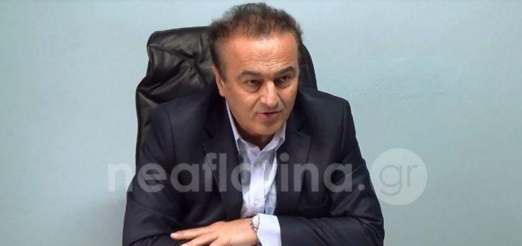 Γ. Αντωνιάδης: «Απαράδεκτο και αχαρακτήριστο το πόρισμα της ΔΕΗ για την κατολίσθηση στο ορυχείο Αμυνταίου»