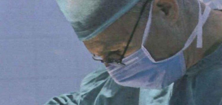 Στο «Υγεία» και στη «Euromedica» o ιατρός Γεώργιος Κορωναίος