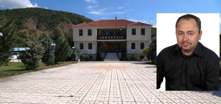 Ο Βασίλειος Παπαδόπουλος, νέος πρόεδρος του δημοτικού συμβουλίου Πρεσπών
