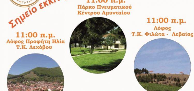 Ο δήμος Αμυνταίου συμμετέχει στη δράση «Let's Do It Greece»