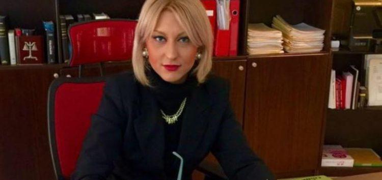 Η Ελ. Παναγιωτίδου απαντά στον Στ. Μπίρο: «Λυπάμαι για το επίπεδο του κ. Αντιπεριφερειάρχη»
