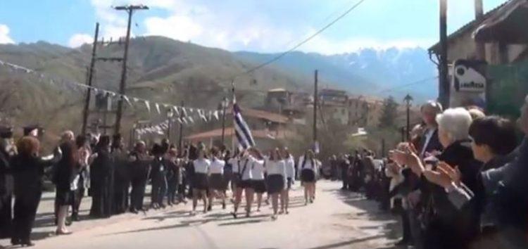 Εορταστικές εκδηλώσεις για την 25η Μαρτίου στο δήμο Πρεσπών (video)