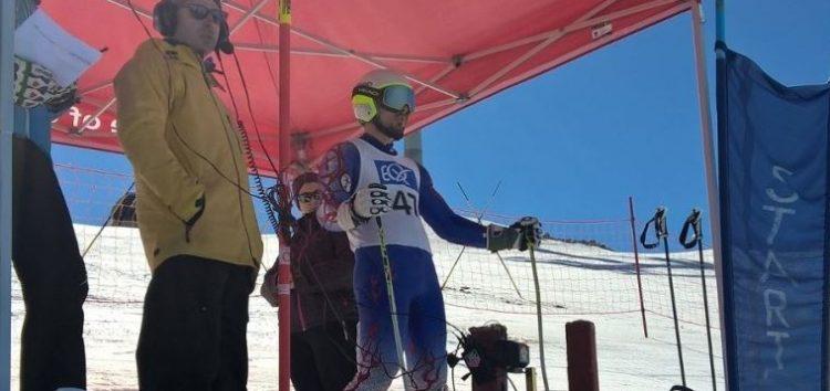 Ο Σ.Ο.Χ. Φλώρινας στους Πανελλήνιους Αγώνες Αλπικού Σκι – Διεθνείς Αγώνες FIS