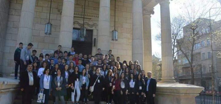Ευχαριστήρια των ομάδων ιστορίας και παραδοσιακής μουσικής του 1ου ΓΕΛ Φλώρινας