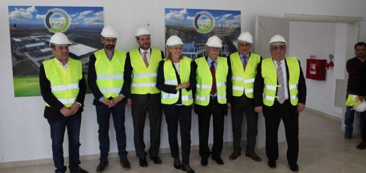 Επίσκεψη της ευρωπαίας επιτρόπου περιφερειακής πολιτικής Corina Creţu στη ΔΙΑΔΥΜΑ (pics)