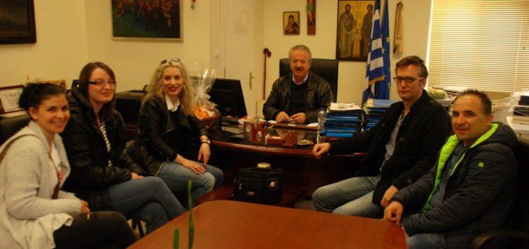 Συνάντηση του δημάρχου Φλώρινας με το Σύλλογο Γονέων και Κηδεμόνων Μελίτης