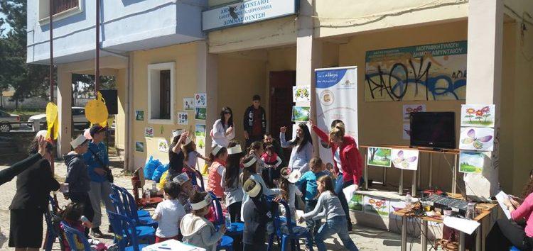 Η περιβαλλοντική δράση «Let's do it Greece» στο δήμο Αμυνταίου (video, pics)