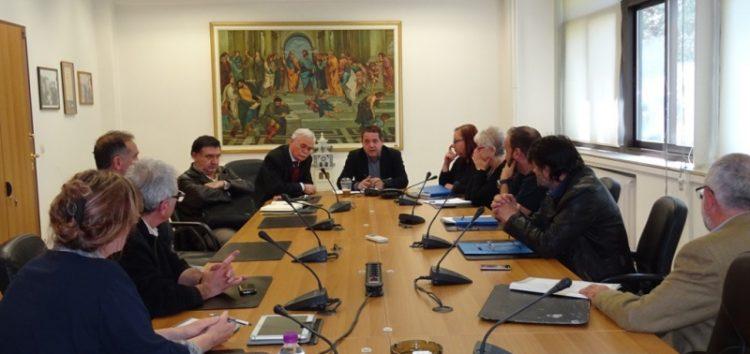 Σύσκεψη για το πρόγραμμα για την καταπολέμηση των κουνουπιών στη Δυτική Μακεδονία
