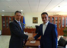 Επίσκεψη του Ούγγρου Πρέσβη στον Περιφερειάρχη Δυτικής Μακεδονίας (video, pics)