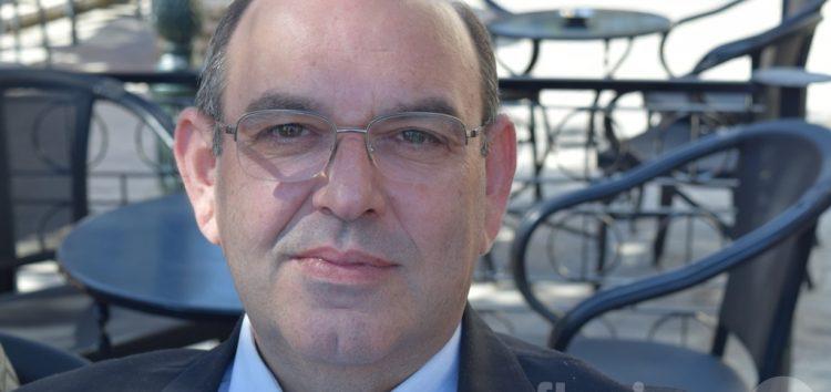 Υποψήφιος ευρωβουλευτής με την «Ελεύθερη Πατρίδα» ο Πέτρος Γώγος