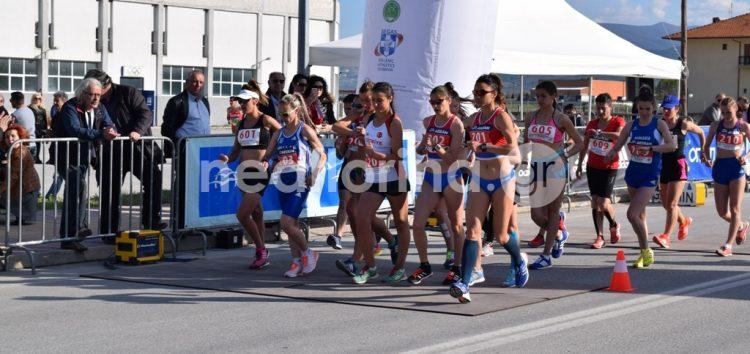 Η Φλώρινα φιλοξένησε το Βαλκανικό και το Πανελλήνιο Πρωτάθλημα Βάδην (video, pics)